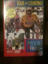 2001 Tour De France World Cycling Productions 5 Dvd 10 hrs Lance Armstrong Clean