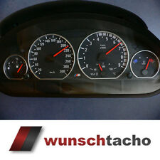 Speedometer Dial for Tacho BMW E46 Petrol M3 Scaling 300 kmh