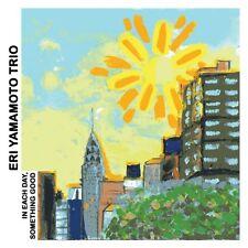 Eri Yamamoto, Eri Ya - In Each Day Something Good [New CD] Digipack Pa