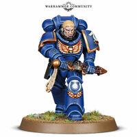40K Space marines - PRIMARIS Lieutenant Calsius - Limited edition