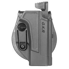 Orpaz Defense Thumb Release Holster for Glock 17 19 22 23 25 26 31 32 34 35 GKRT
