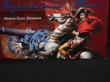 Britains 00148 Napoleonic British French North Gate Diorama Set Waterloo 1815