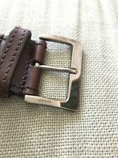 Genuine Gucci Chunky Ladies Belt