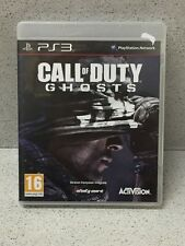 JEUX PS3 CALL OF DUTY GHOST AVEC NOTICE PLAYSTATION