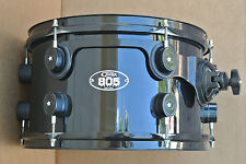 "PDP by DW 805 SERIES 13"" BLACK ON BLACK RACK TOM for YOUR DRUM SET! LOT #V492"