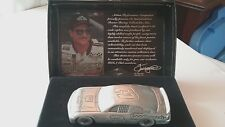 Dale Earnhardt #3 Monte Carlo solid PEWTER Action Collectables 1/43 scale.