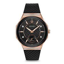 Bulova 98R239 Women's Diamond Curv Watch