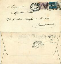 1164 - Regno - 50 cent pubblicitario (De Montel) su busta da Milano, 12/11/1925