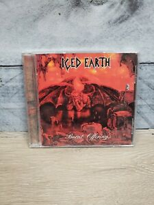 Burnt Offerings by Iced Earth (CD, Oct-2002, Century Media)