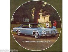 1975 Oldsmobile Delta 88  Royale  Auto Refrigerator / Tool Box  Magnet