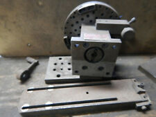 New listing Older Suburban Wg-6-S1 Spin Fixture Machinist Tool Jig Radius For Parts