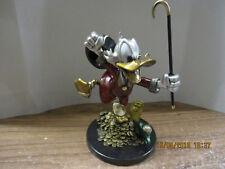 Carl Barks Scrooge McDuck - My Play things  -  Bronze Figur   Proof