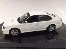 1 43 Autoart 58612 Subaru Legacy B4 99 White