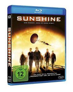 Sunshine [Blu-ray/NEU/OVP] Sci-Fi-Thriller von Danny Boyle mit Cillian Murphy,