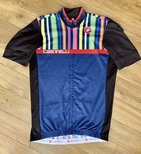 Castelli Cycling Jersey - Short Sleeve - Large - Great Condition