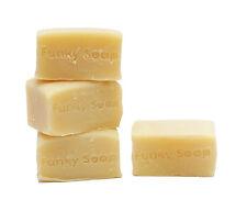 1 piece Argan Oil and Oatmilk Shampoo Bar 100% Natural Handmade aprox.120g