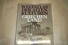 Buch Weltatlas Der alten Kulturen Grichenland
