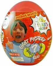 NEW! Ryan's World Giant Mystery Egg Surprise Slime Toy Review Limited Edition