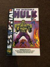 MARVEL ESSENTIAL - The Incredible Hulk - Vol. 4 - Taschenbuch