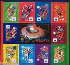 "Bloc n° 19 Foot ""France '98""  de 1998 - NEUF ** - LUXE"