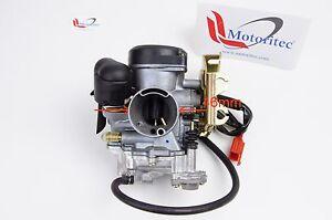 Performance OKO CVK 30 mm Carburetor GY6 Yamaha CygnusX BWS 125