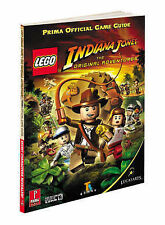 (Good)-Lego Indiana Jones : The Original Adventures Official Game Guide (Prima O