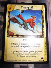 HARRY POTTER TCG CHEMIN DE TRAVERSE L'ESPRIT VIF ! 66/80 COM FRANCAIS NEUF