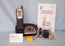 AT&T Cordless Telephone/Answering System 1460, 2.4 GHz, Caller ID/Call Waiting