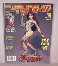 Action Figure News & Toy Review Price guide magazine #55 Star Trek McFarlane toy