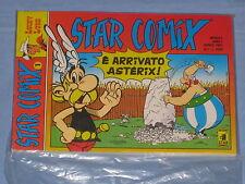 STAR COMIX - n° 1  Aprile 1992 - Edizioni Star Comics ( Asterix Lucky Luke )(E5)