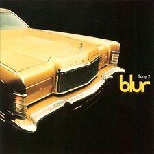 Song 2 (Japan Tour Souvenir) -Blur NEW SEALED WITH OBI CD