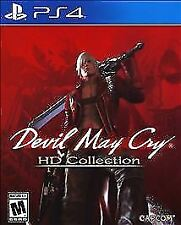Devil May Cry HD Collection (Sony PlayStation 4) PS4 new sealed video game