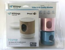 WITHINGS Home Baby Bundle - Wireless Video Baby Monitor (Model: WBP02)... NEW!