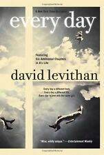 Every Day by David Levithan, Paperback, 2013, New, Free Shipping