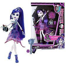 Monster High Spectra Vondergeist punto muerto Hermosa Muñeca-Nuevo Y En Caja