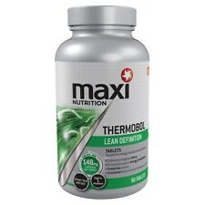 x2 MaxiNutrition Thermobol Fat Metaboliser Capsules 90 weight loss BBE SEPT 2019