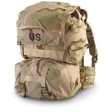 NEW CIF ISSUED Molle II DESERT TAN DCU DIGITAL MAIN PACK Rucksack RUCK BAG ONLY