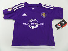 ORLANDO CITY SC Adidas Climacool Primary Replica Jersey Size: 2T