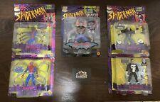 Marvel Comics Toy Biz 1996 SPIDER-MAN Lotto 5 Action Figure