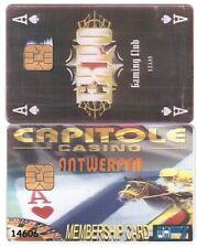 2 Cartes Jeux - Lot 2