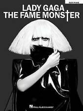 Lady Gaga The Fame Monster Easy Piano Book, New, Various Book