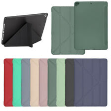 """Leather Smart Case Flip Cover For iPad 7th Gen 10.2""""/iPad Air 3/iPad Pro 10.5"""""""