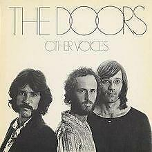 THE DOORS Other Voices Vinyl LP ELK 42 104 ** Near Mint Copy