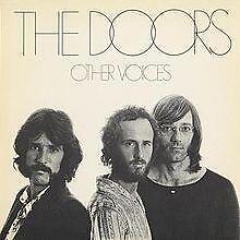 THE DOORS Other Voices Vinyl LP ELK 42 104 ** Near Mint Copy