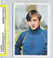 1969 Johan Cruyff Voetbalsterren Vanderhout
