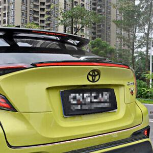 For Toyota CH-R Tail Lights Smoke CHR 2018 2019 2020 LED Roof Spoiler Rear Light