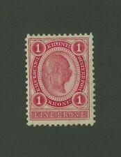 Austria 1899 1k Scott 83 Mint Hinged, Value = $6.00