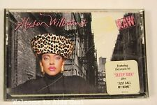 Raw by Alyson Williams (Oct 17, 1990)Label: Sony (Audio Cassette Sealed)