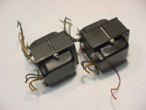 Dynaco ST-70 stereo tube amplifier A-470 OUTPUT TRANSFORMER  PAIR