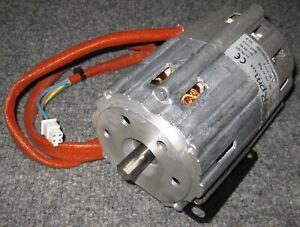 "Motori Elettrici 3 Phase AC Motor - 1/2"" Shaft w/ 3/16"" Keyway - 1630RPM - 200V"